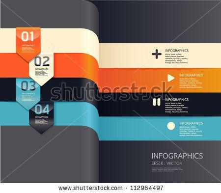 Modern Design template by  ponsuwan