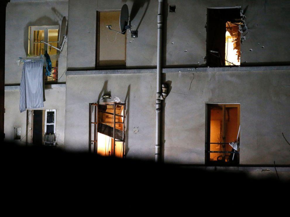 Police Fired Nearly 5,000 Bullets in Saint-Denis Terror Raid, Prosecutor Says