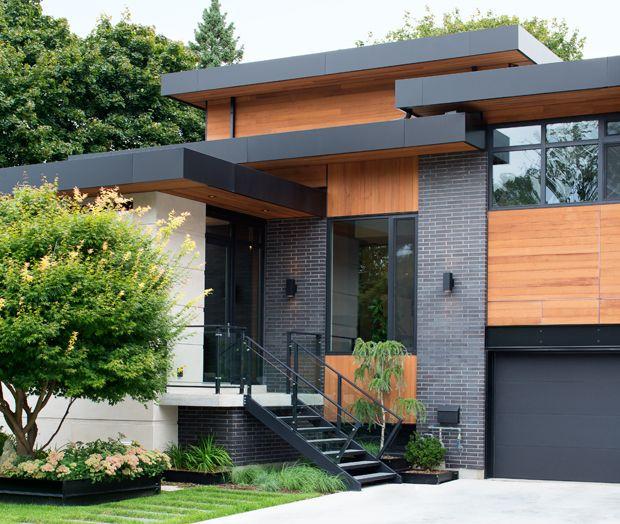 Modern Home Exteriors: Contemporary Home Decor