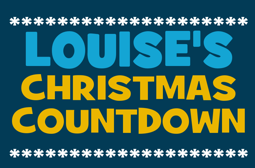 Louise's Christmas Countdown 2014 | Days Till Christmas | Sleeps Until Xmas