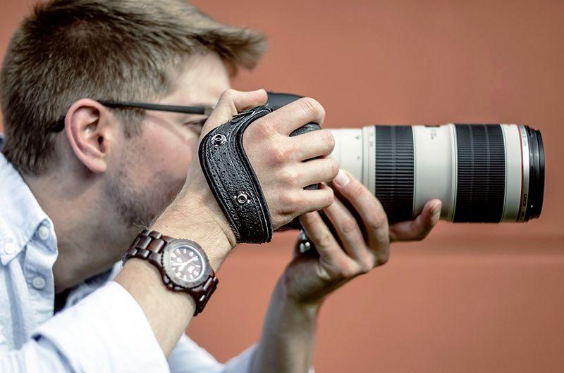 パラゴンジャパンは スパイダーカメラホスルスターのハンドストラップ Spiderpro Hand Strap を発売した 価格は税込9 450円 カメラアクセサリー デジカメ カメラストラップ