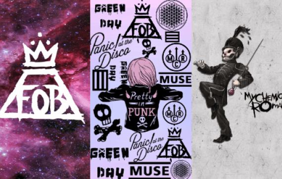 Pin by Gone. on Punk//Emo//Goth ☠️ Band wallpapers