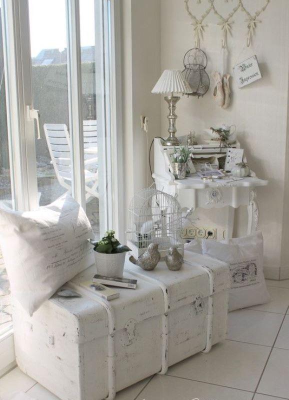 Hervorragend French And Chic Home Decor Ideas | My Desired Home | Shabby Chic Bedrooms |  Pinterest | Zimmer Einrichten, Shabby Chic Deko Und Selber Bauen