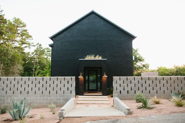 The Wilde House air bnb outside Canton, TX Modern