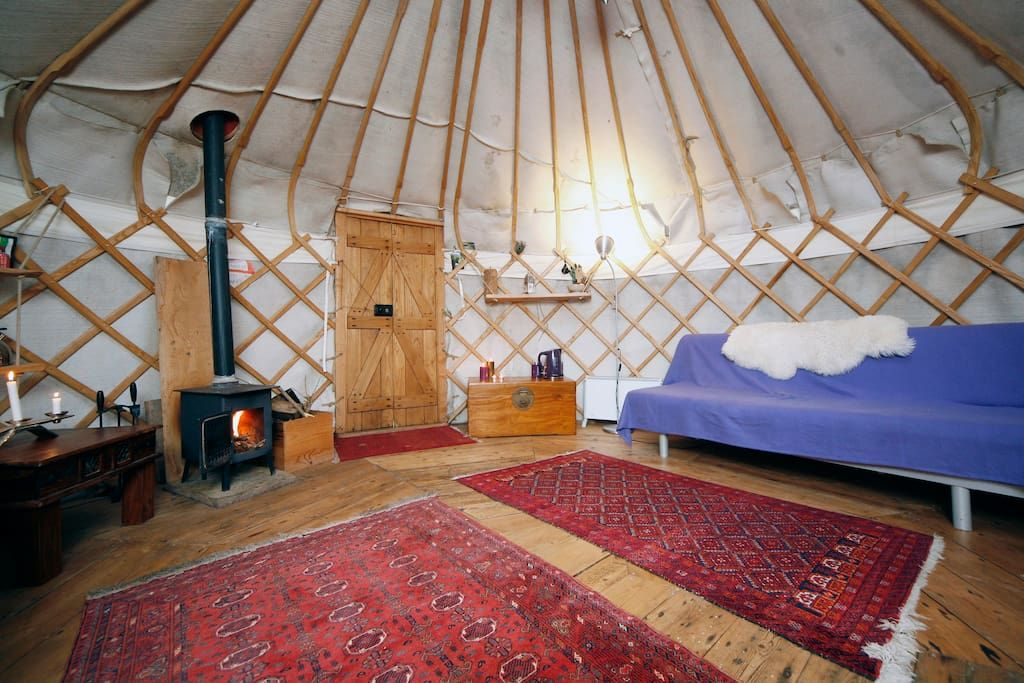 Yurt in London, United Kingdom  Have a country and capital