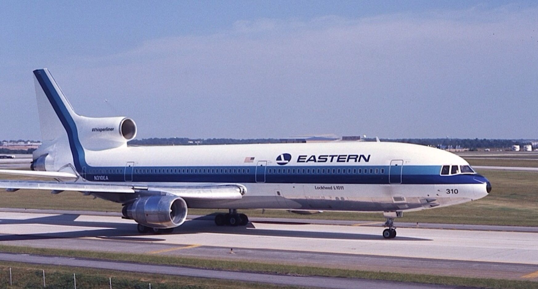 Eastern Airlines L1011 1983 FAR 121 Commercial