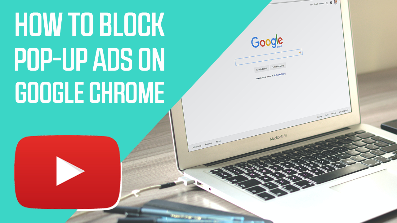 How To Block Pop Up Ads On Google Chrome Pop Up Ads Stop Pop Ups Ads