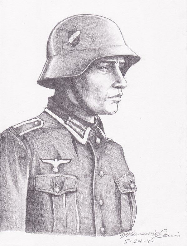 new style ed2b8 87858 Image result for WWII Soldier Drawing