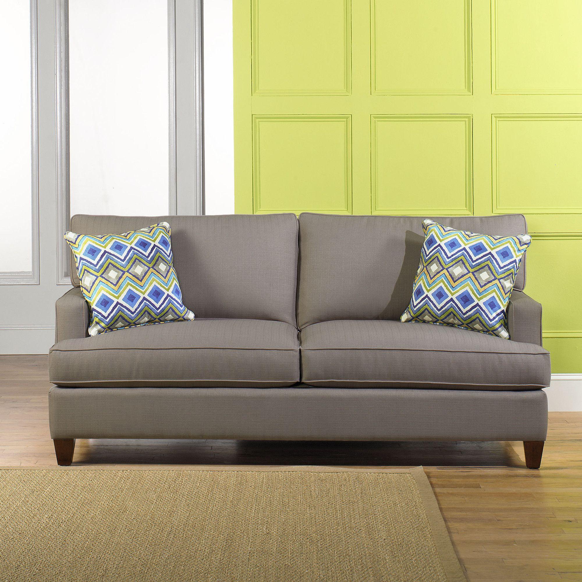 HGTV Home Park Avenue Sleeper Sofa & Reviews Wayfair