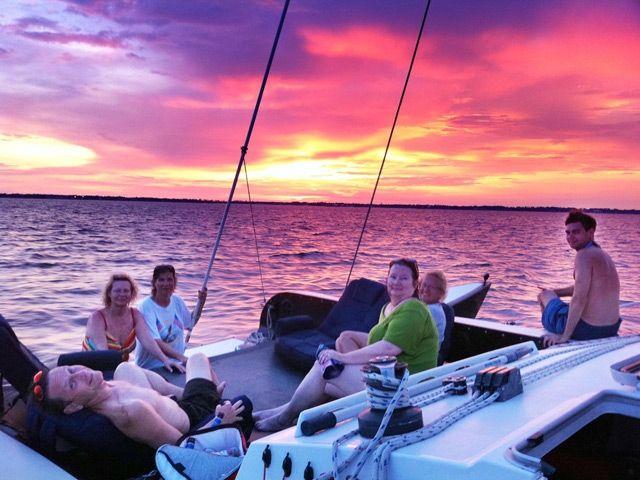 Condor Sailing Adventures Pensacola Fl Vacation And Travel Information Sailing Adventures Sunset Cruise Pensacola