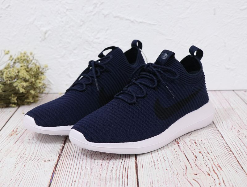 hot sale online 61182 a2676 Real Unisex Nike Roshe Two Flyknit V2 918263-400 Sneakers ...