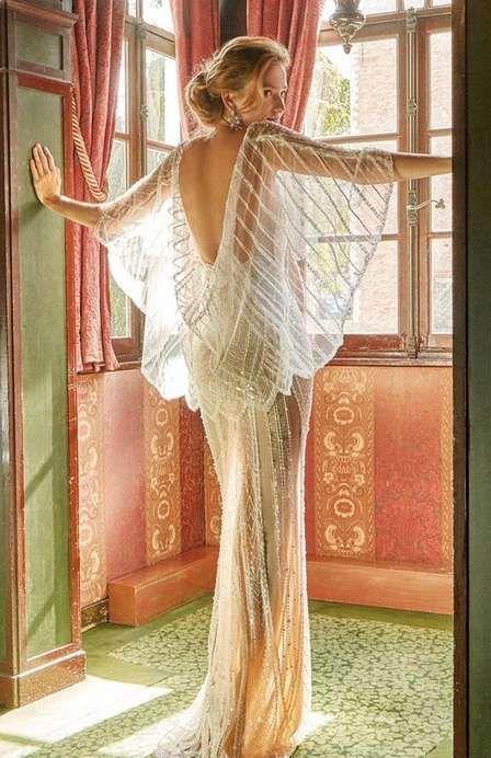 Resultado de imagen para vestidos art deco | Novias | Pinterest ...