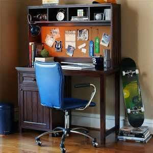 Image detail for -Stunning Desks for Teenagers: Small Black Magohany Study Desk For Boys ...