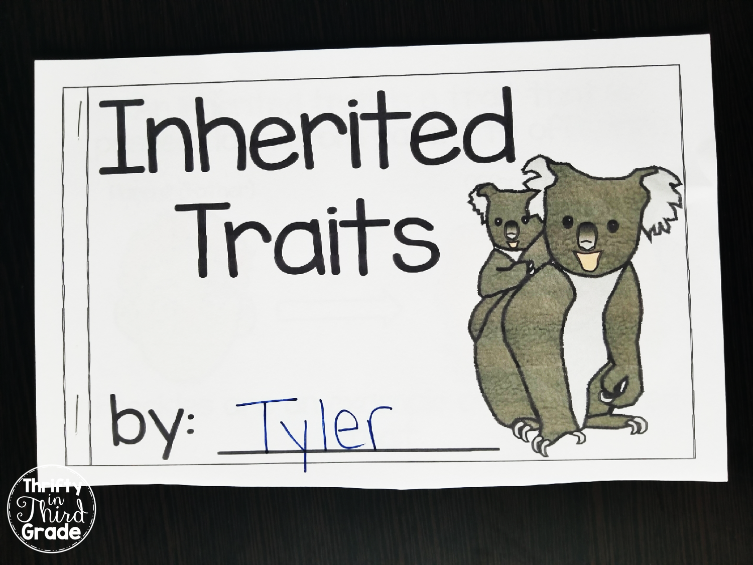 Inheritance And Traits Aligns To Ngss 3 Ls1 1 3 Ls3 1 3