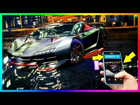 Awesome Gta Online How To Instantly Find All Rare Secret Free Vehicles Gta 5 All Rare Car Locations Car Vehicles Gta 5