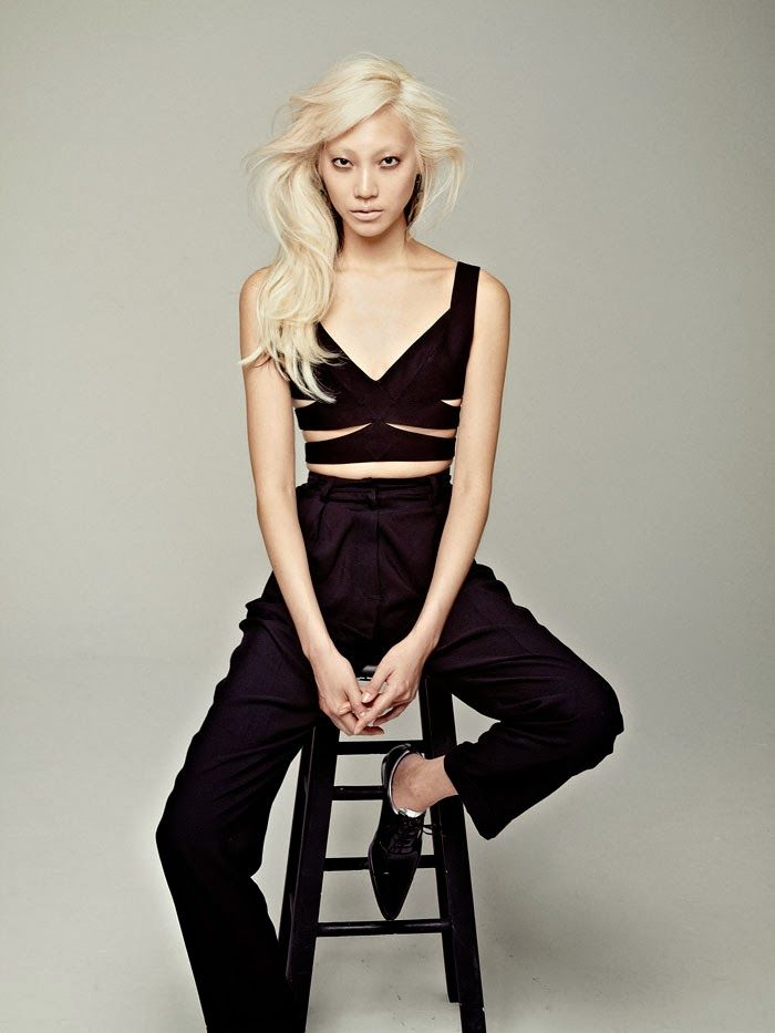 ASIAN MODELS BLOG: EDITORIAL: Soo Joo Park in Models.com, November 2013