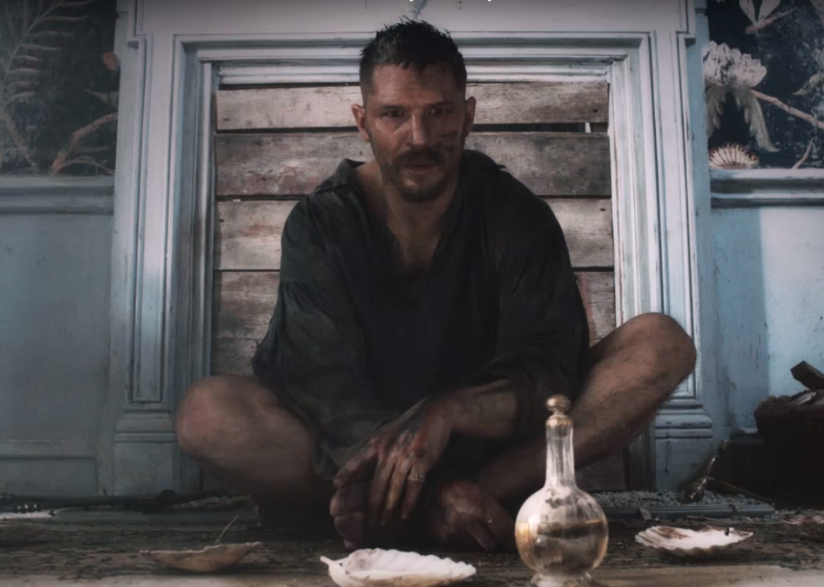 Tom Hardy Back on Small Screen with 'Taboo';...: Tom Hardy Back on Small Screen with 'Taboo'; Show's Trailer Released! #TomHardy… #TomHardy