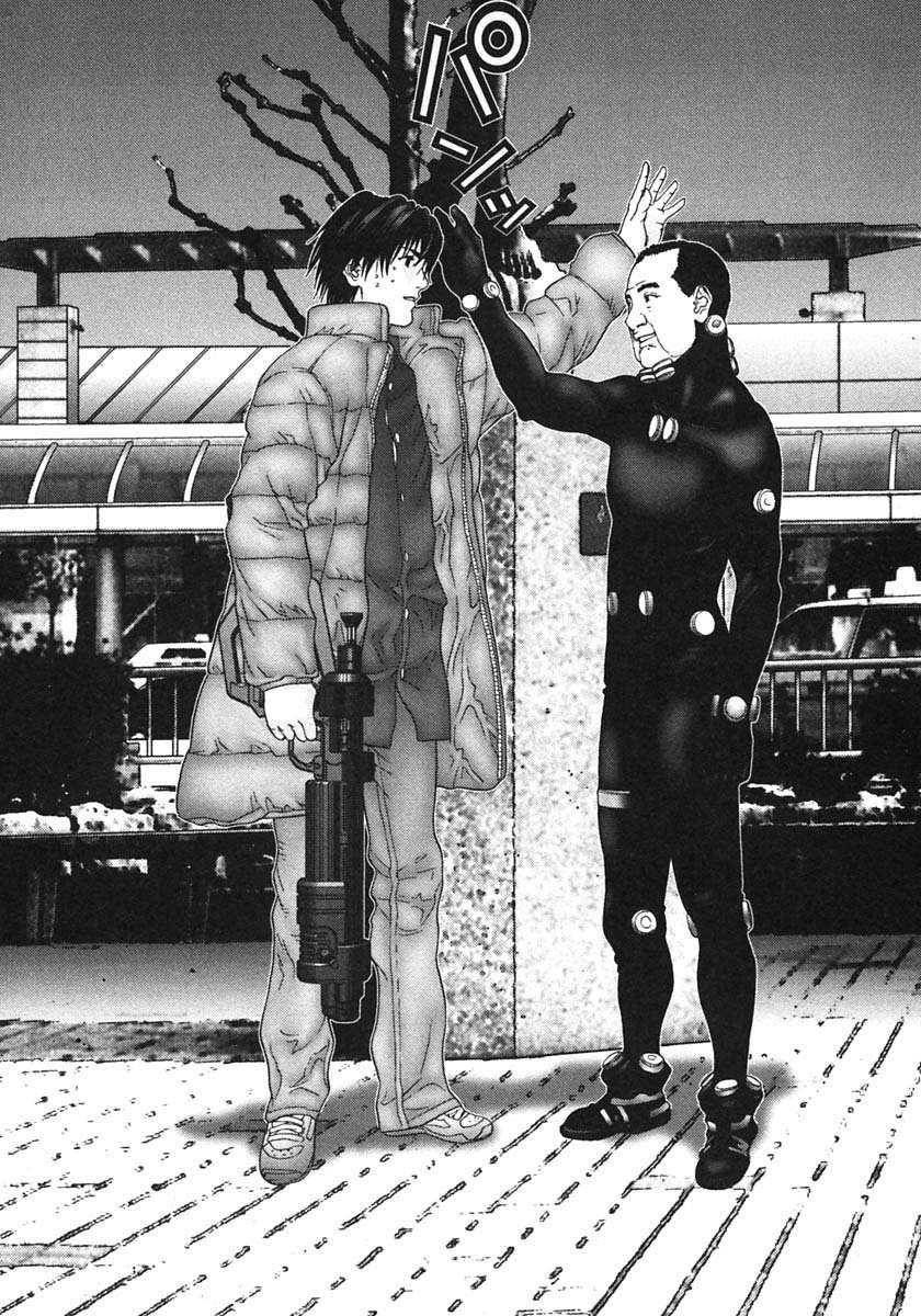 Such a team. Gantz, Manga, Comic manga