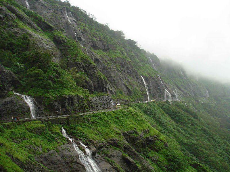 Drive through Varandha Ghat Cool places to visit, Places