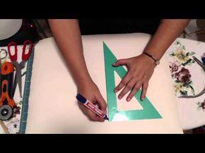 Tutorial: hacer un patrón para una boquilla. - YouTube