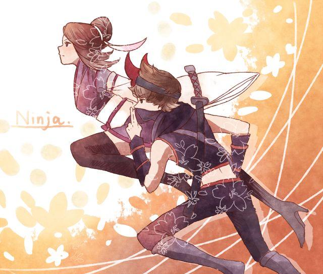 Tiz & Agnes ninja