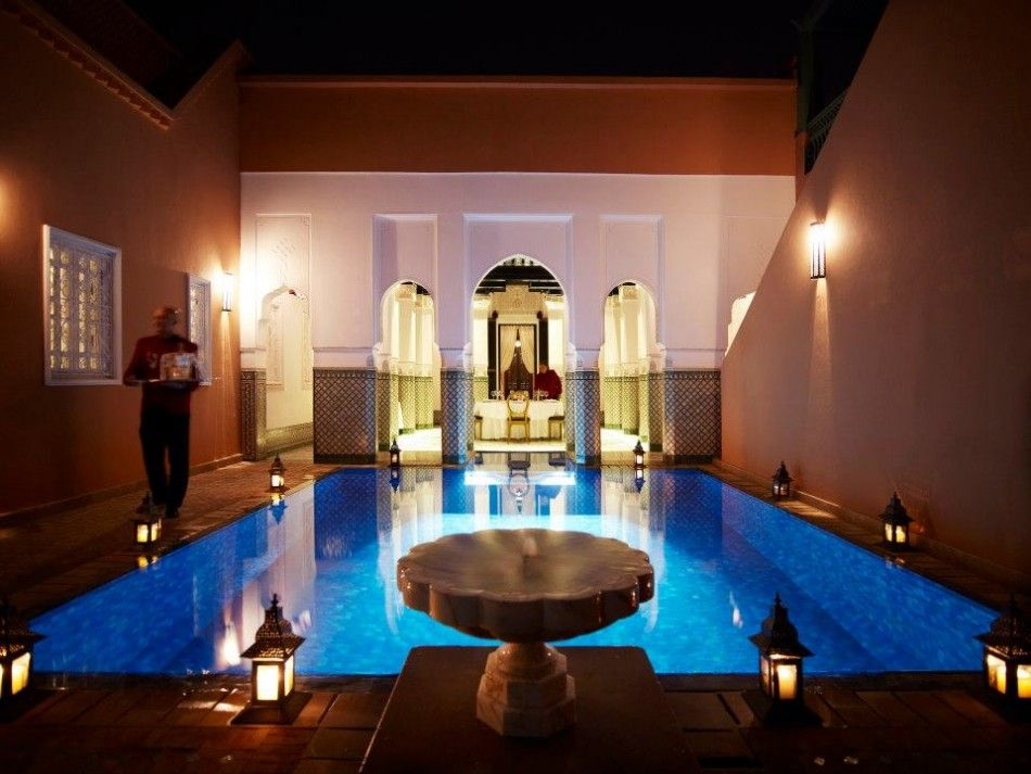Lifestyle - Exclusive Hotel Mamounia in Marrakech | #luxuryfurniture #interiordesign #bedroomsets #contemporaryfurniture