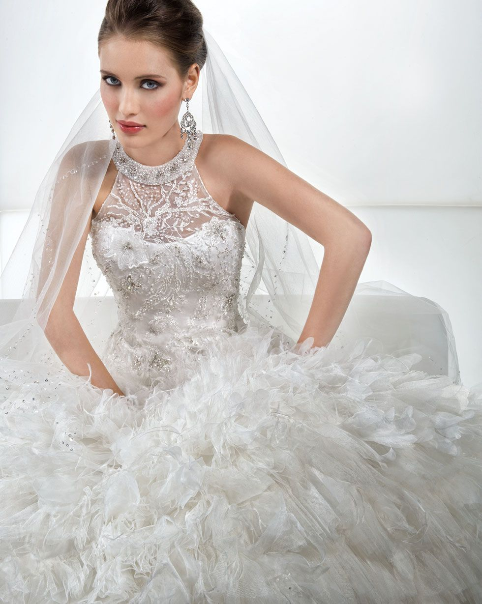Demetrios 535 | Once Upon a Wedding | Pinterest | Wedding dress and ...
