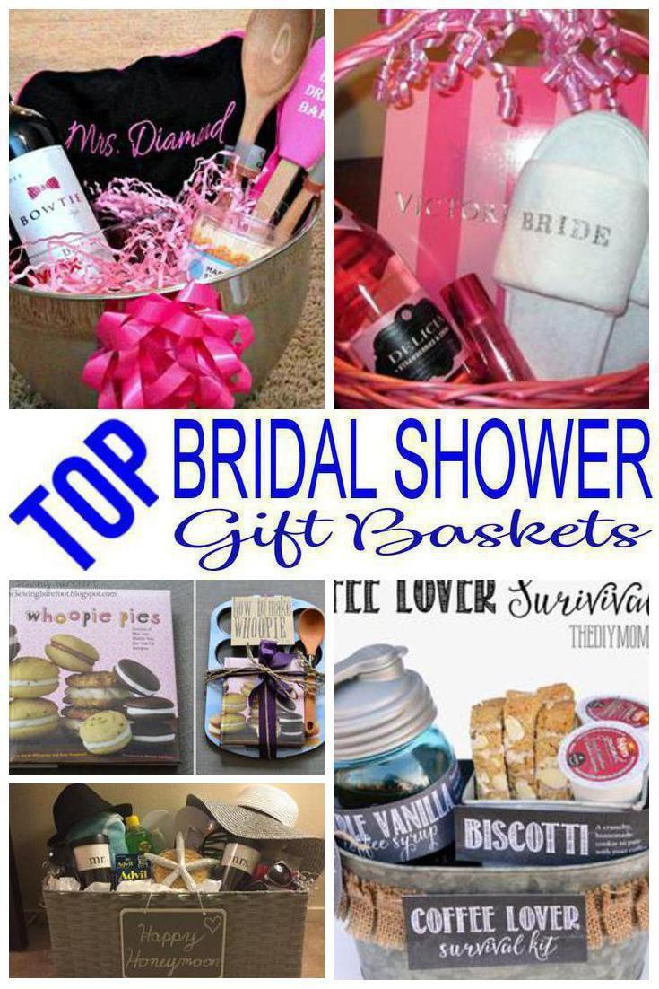 Bridal shower gift baskets bridal shower gifts for bride