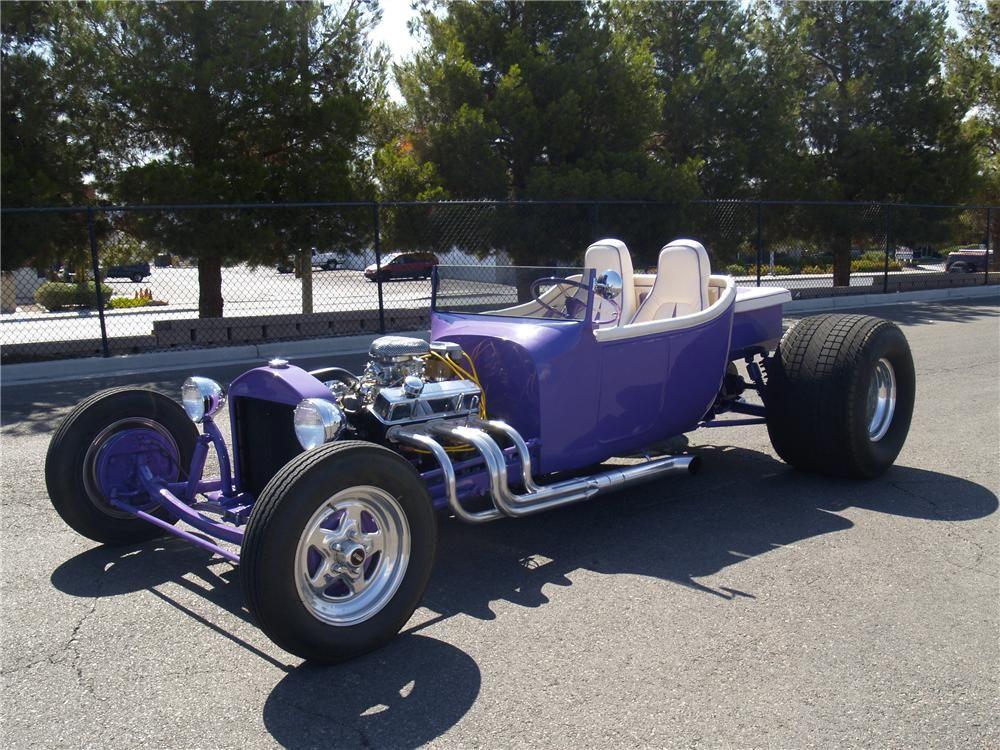 1923 FORD T-BUCKET CUSTOM ROADSTER | I Love Cars | Pinterest ...
