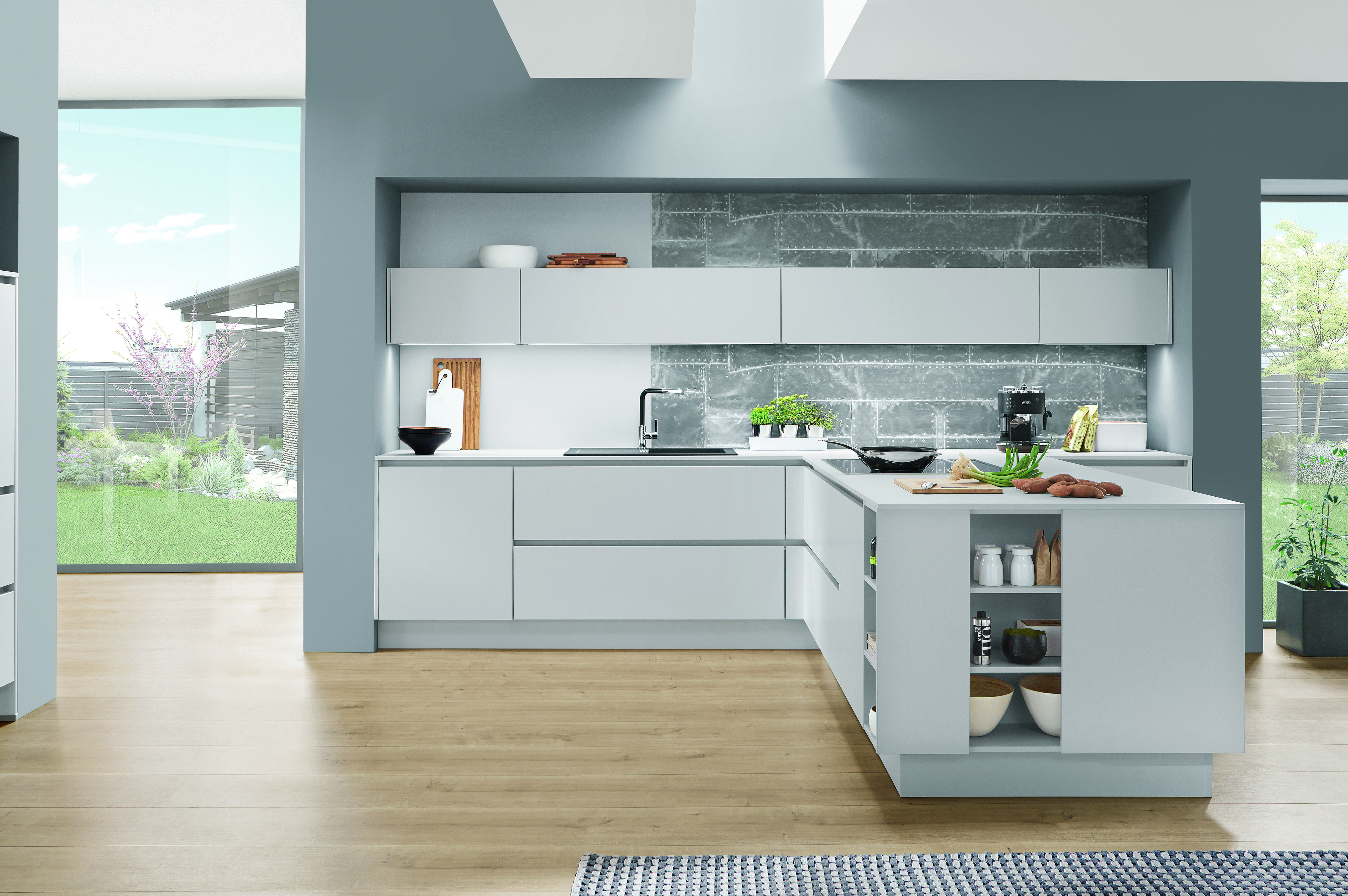 Pin By Inside Living South Africa On Our Kitchens European Kitchen Cabinets Kitchen Design Contemporary Kitchen