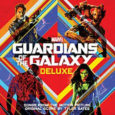 "Marvel's ""Guardians of the Galaxy"" Soundtrack Deluxe CD"