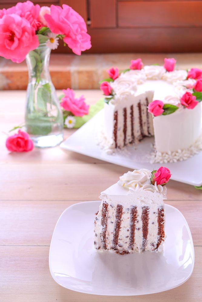 la torta mammamia una torta per la festa della mamma un On pan di spagna al cacao fatto in casa da benedetta