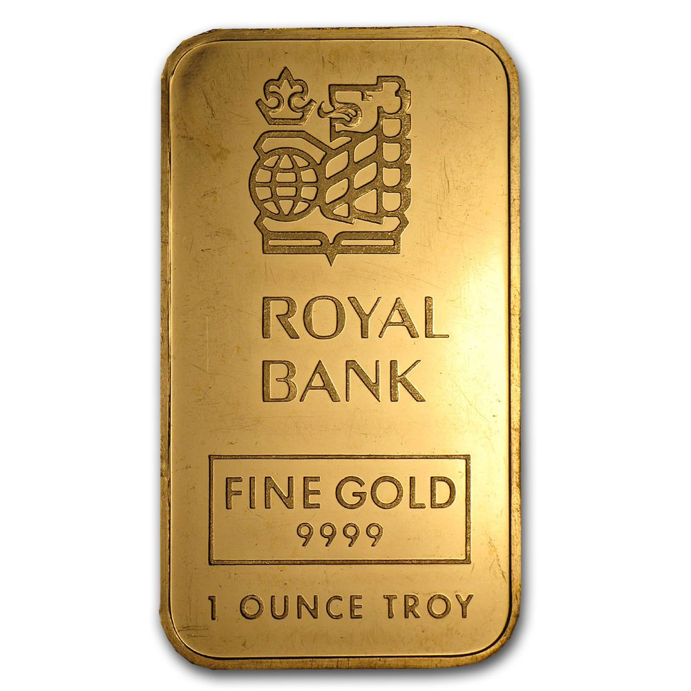 1 Oz Gold Bar Johnson Matthey Royal Bank Sku 67929 Gold Goldbar Gold Investments Gold Bullion Where To Buy Gold