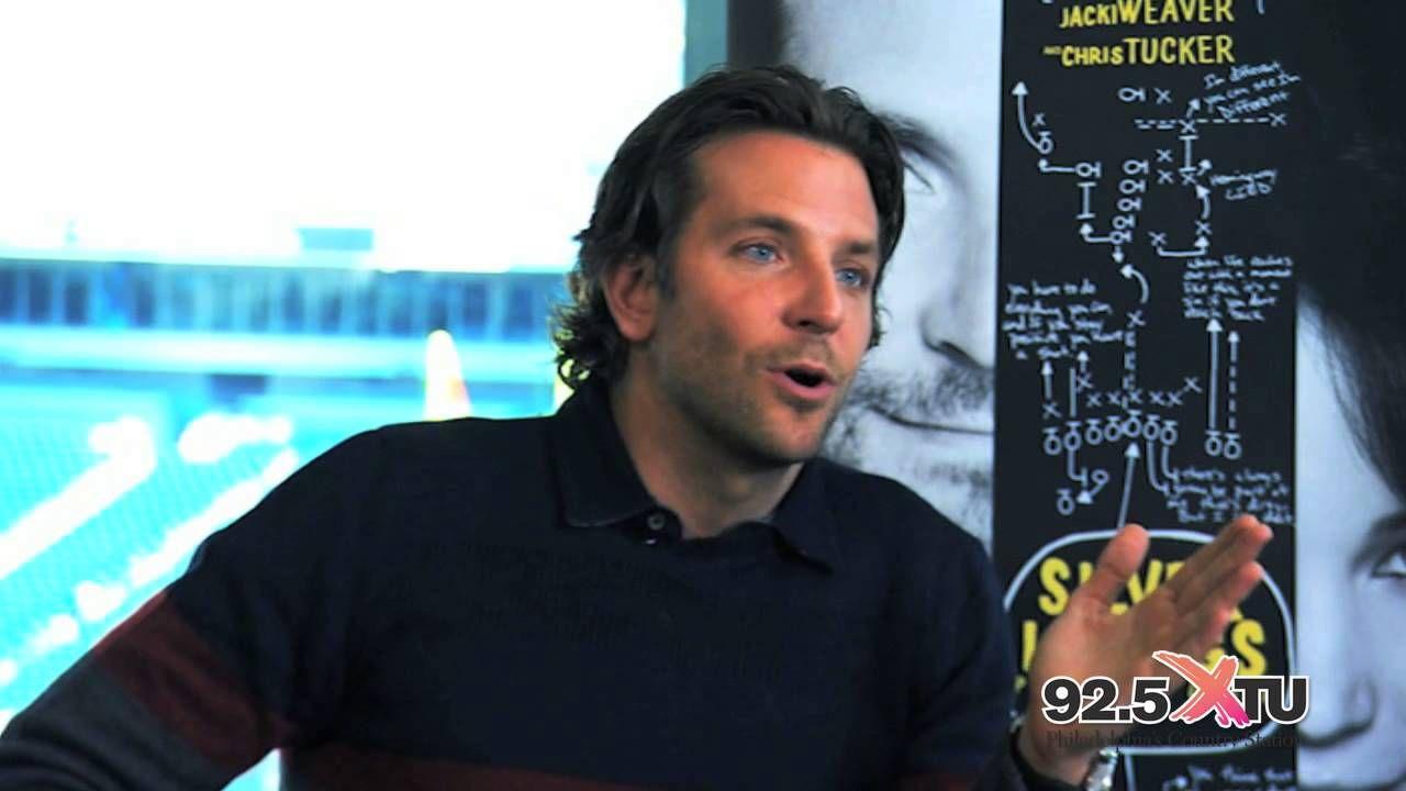 Crockett interviews Bradley Cooper! | WXTU 92.5
