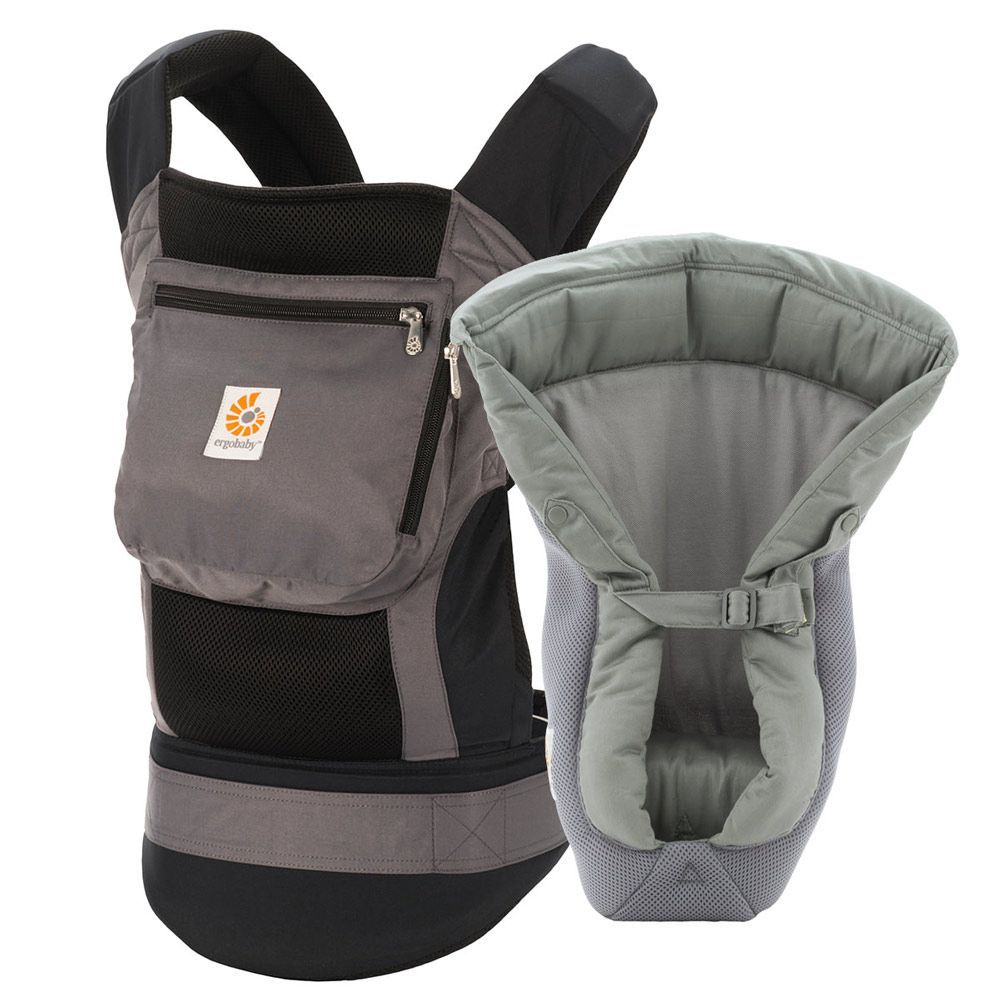 The Ergobaby Performance Bundle Of Joy Instructions For The