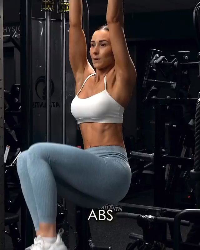 Intense core workout. This advanced abs workout will tone and tighten your abs and strengthen your c...