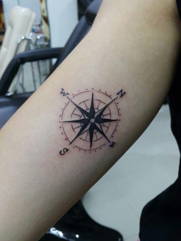 Henna Tattoo In Bangkok: Ink Tattoo, Tattoos, Compass Tattoo