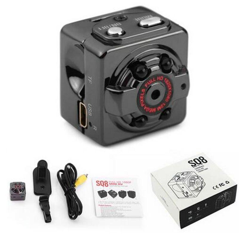 1080P Mini Camera 12MP Infrared Night Vision HD Sport Digital Micro Cam Motion Detection Camcordor Recorder Small Cam