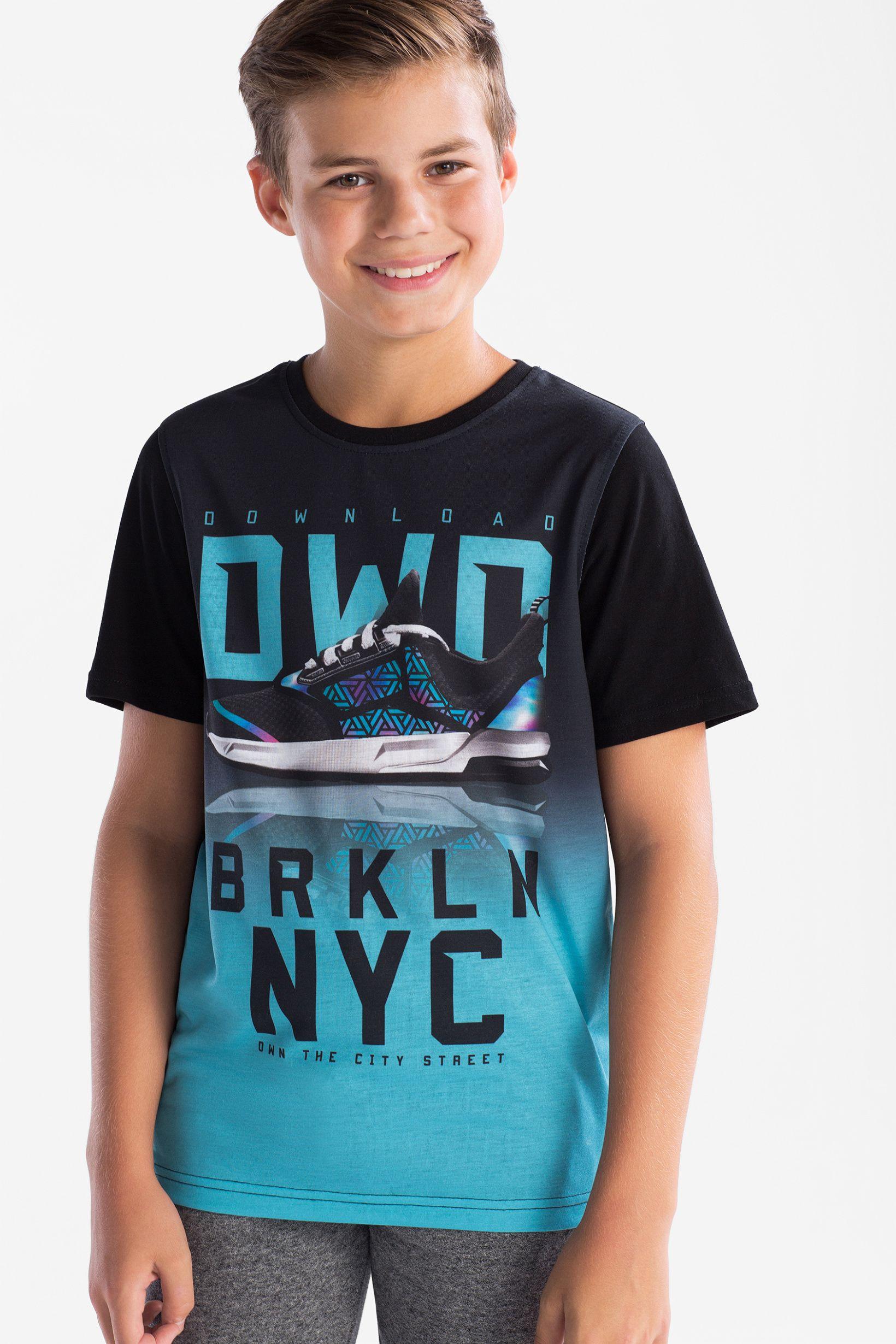 8979d8807da Camiseta | C&A Camisetas Hombre Estampadas, Camisetas Niño, Ropa Para  Adolescentes, Mangas Largas