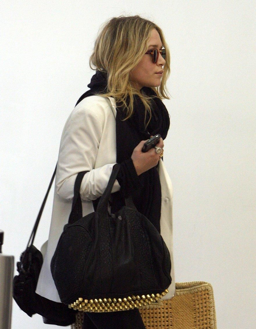 Mary-Kate Olsen with Alexander Wang s