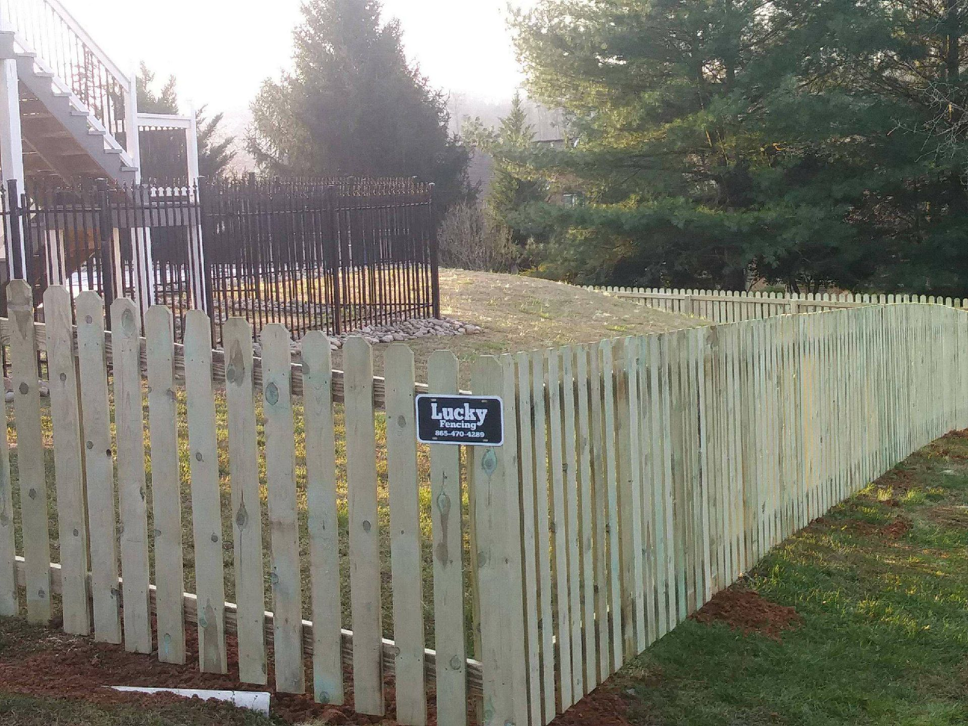 Interested In The Type Of Material We Offer For Fences Check Out