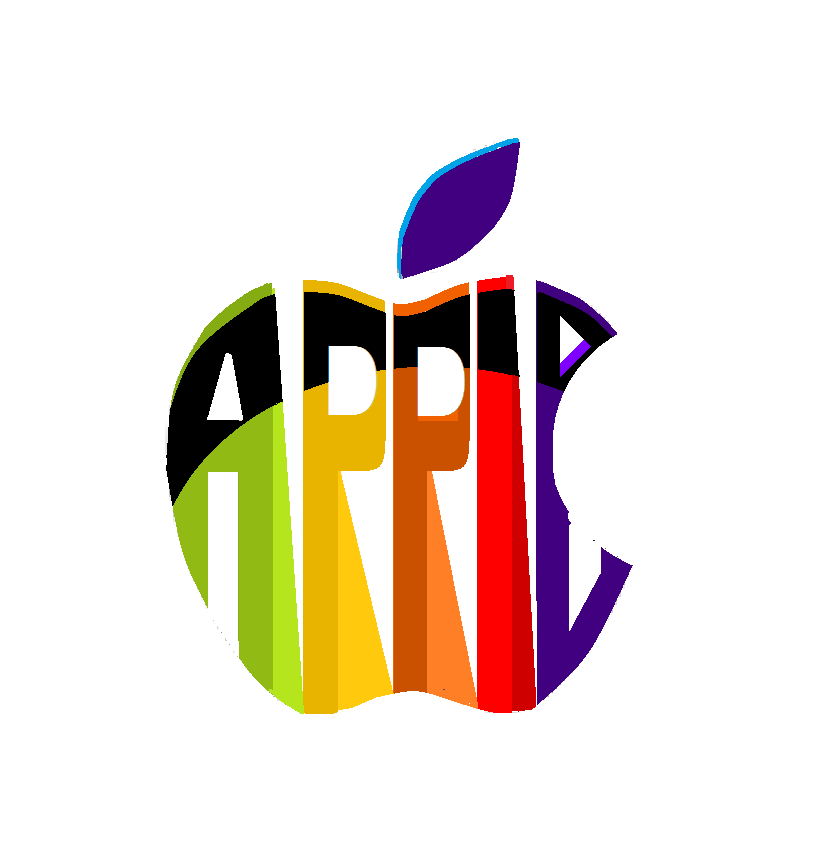 apple logo copy awesome graphic library