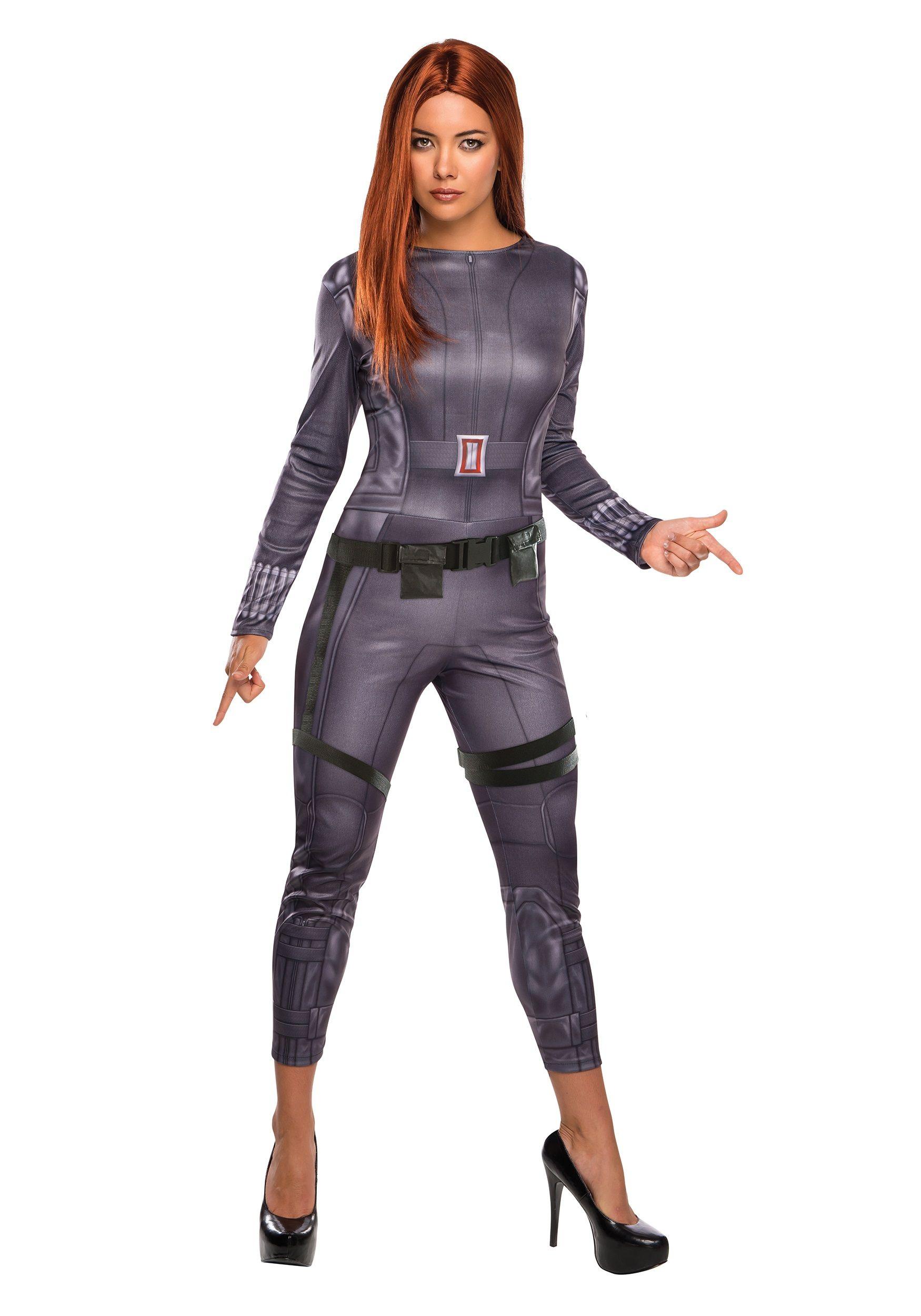 classic black widow adult costume - Classic Womens Halloween Costumes