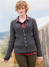 Sweater Workshop: The Manicouagan Pullover (it's a free pattern!) - Knitting Daily - Blogs - Knitting Daily