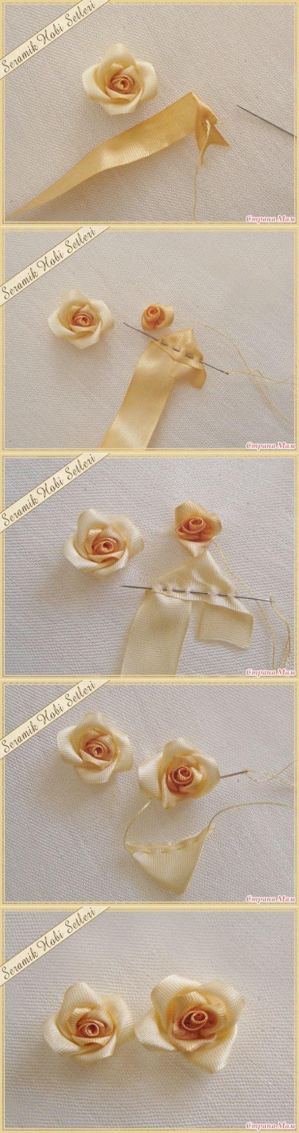 Easy silk ribbon embroidery silk embroidered handkerchiefs silk
