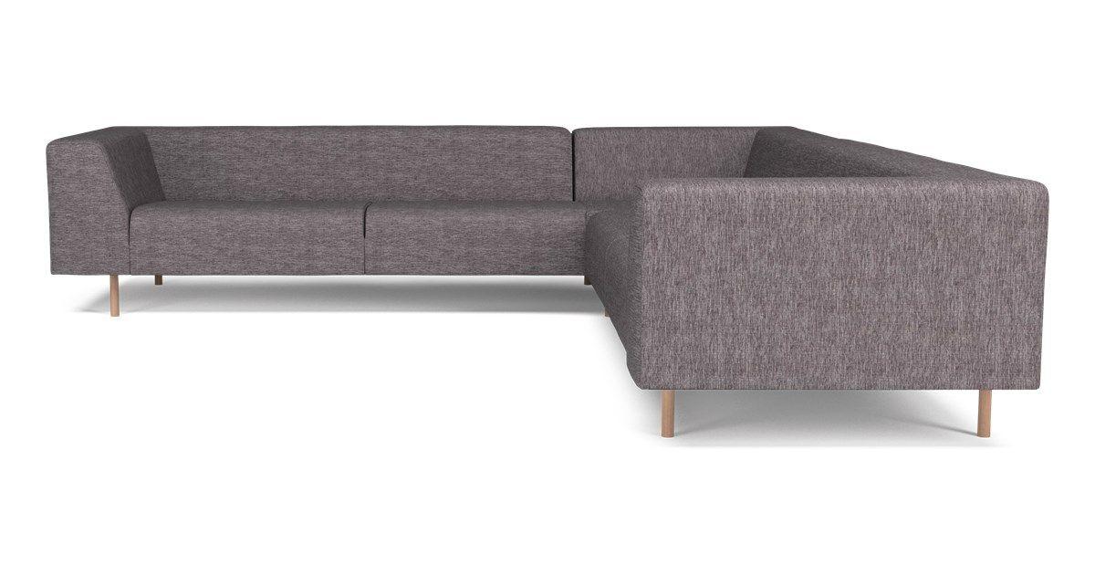 Less sofaserie er et fantastisk godt eksempel på Bolias designfilosofi. Gode råmaterialer, unikt design, enkel form og funksjon – til en lav pris. Less har en kjerne av massivt tre og 5 års garanti mot formendringer av seteputene. Less sofaserie fås i flere modeller, stoffer og farger. Som tilbehør vil seriens puff gi sofaen ytterligere komfort.