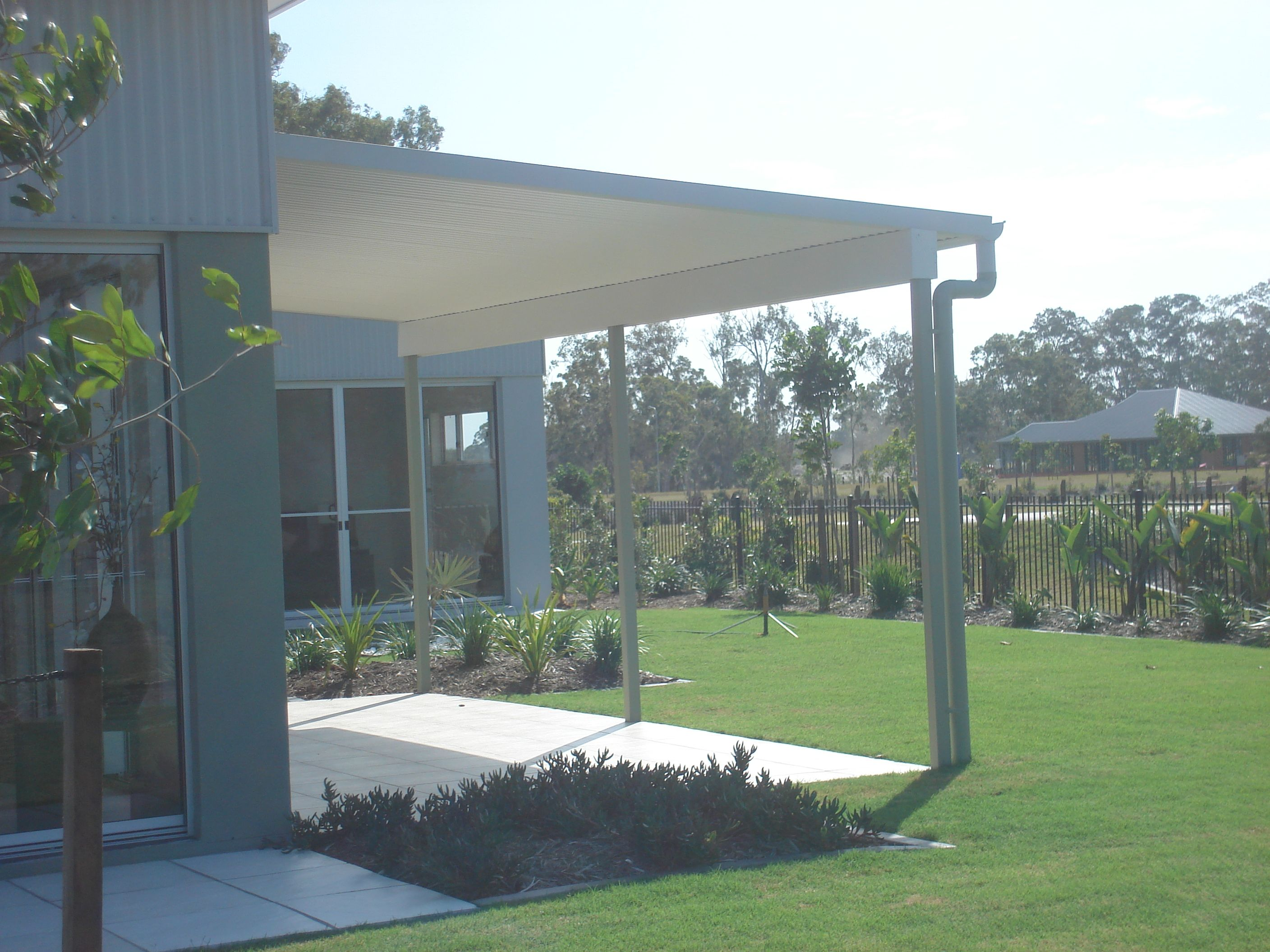 Patio Roof By Ritek Roof Systems Outdoor Rooms Decks