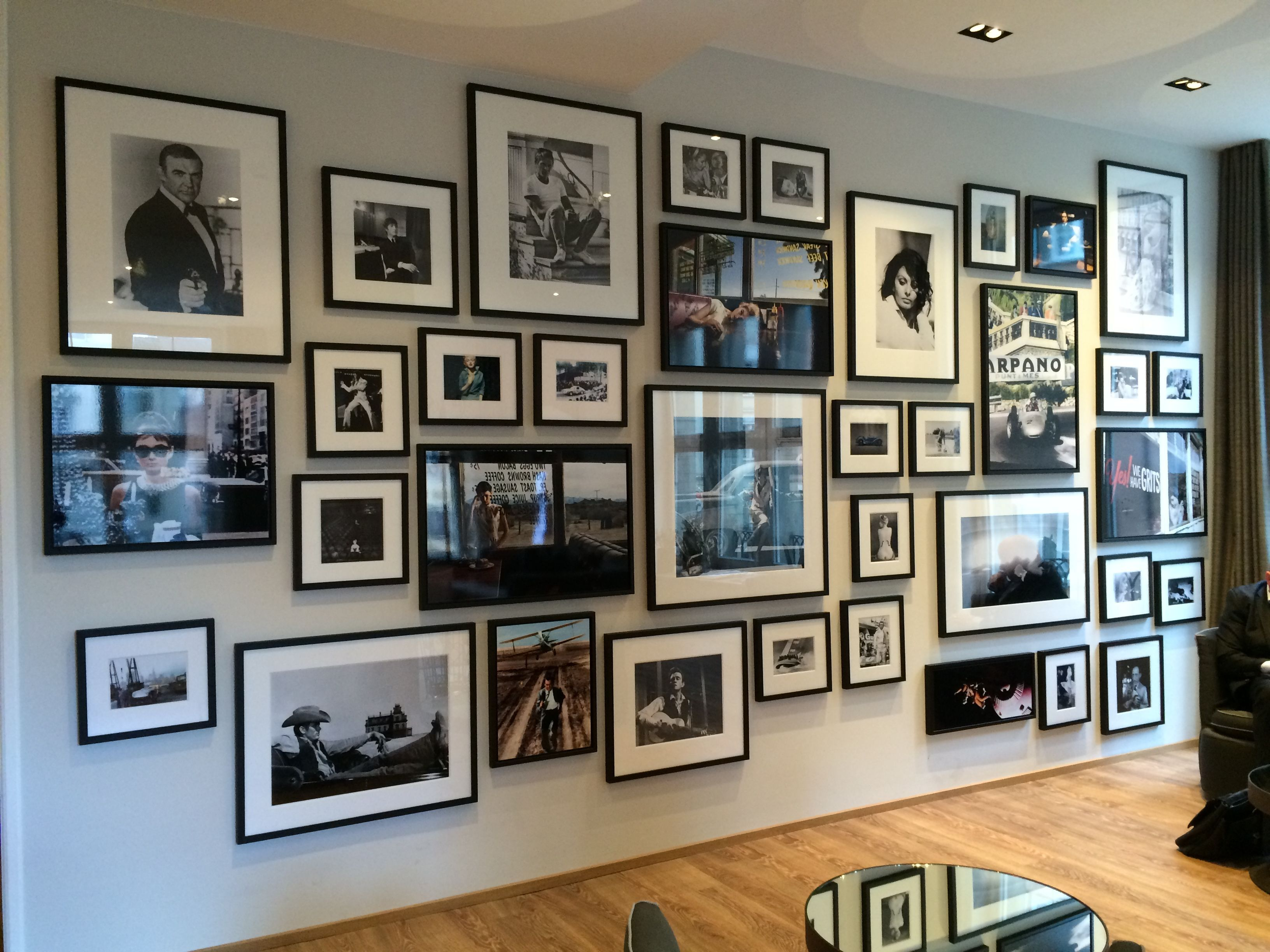 17 Hallwaybookshelves In 2020 Frames On Wall Photo Wall Gallery Wall