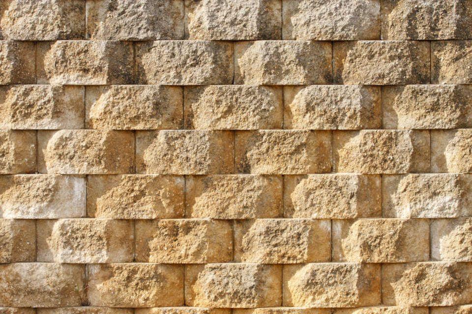 Pin On Stone Wall