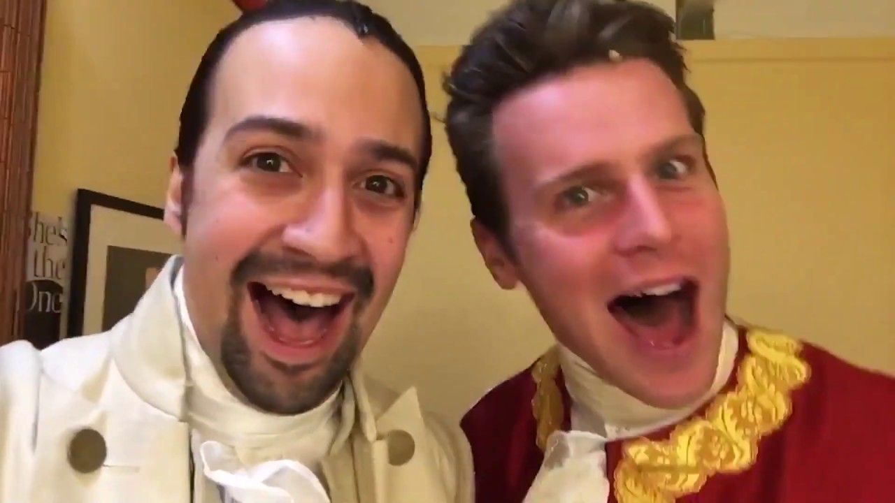 Lin-Manuel Miranda and Jonathan Groff - The Ultimate Duo